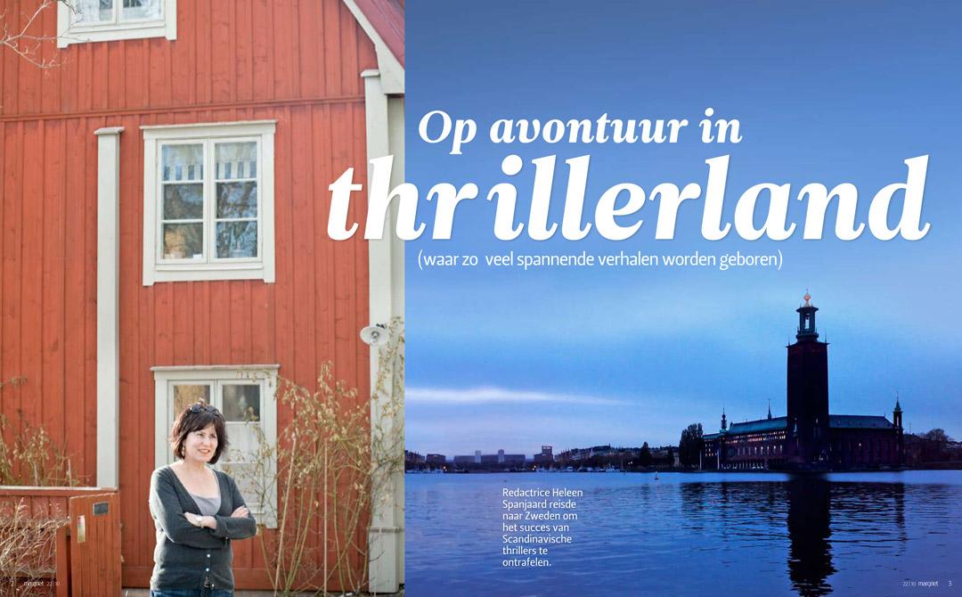 Het geheim van Scandinavische thrillers