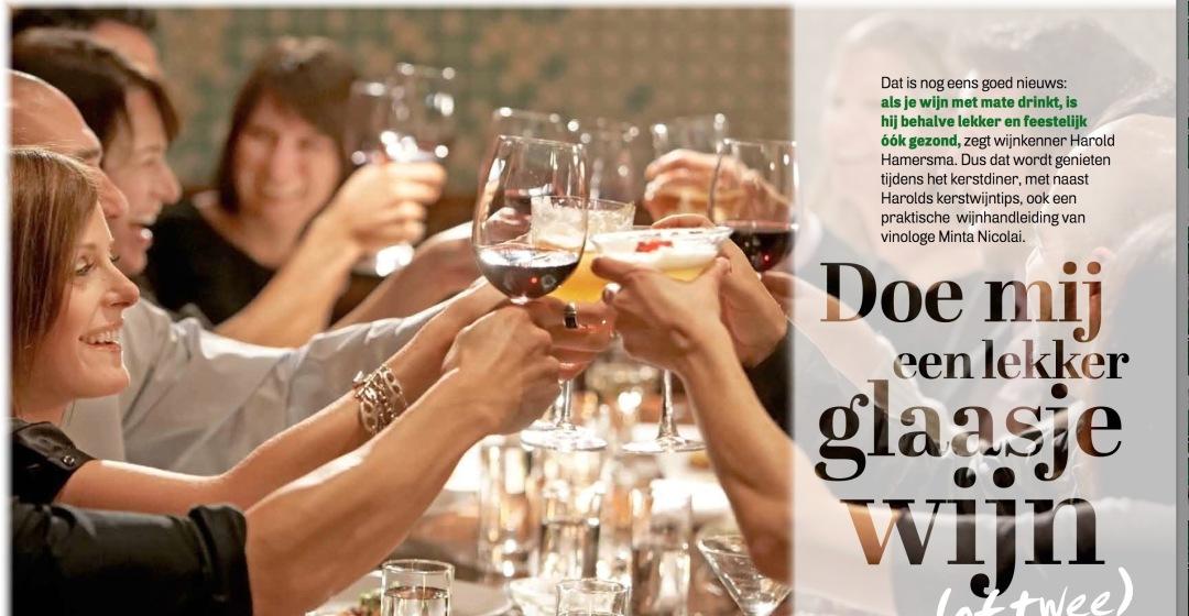 Hoe gezond is wijn?